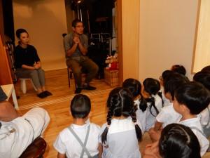 年中組北村写真館訪問